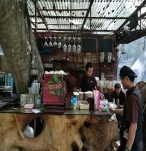 자이언트 나무 커피숍_태국 치앙마이
